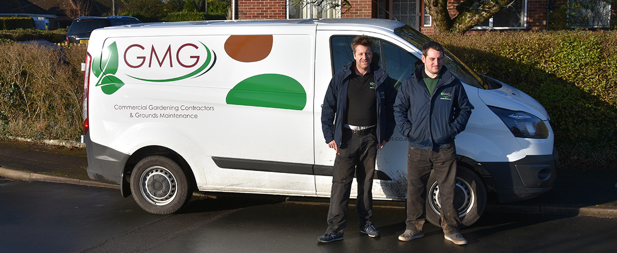Contact GMG Services - Commercial Gardeners